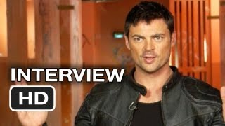 Dredd Interview - Karl Urban (2012) - HD Movie