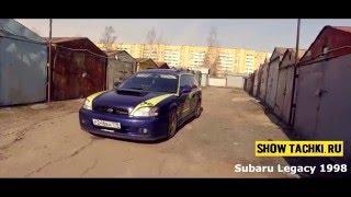 Первый взгляд   Subaru Legacy 1998 (280л.с)   Правый руль За 300 000