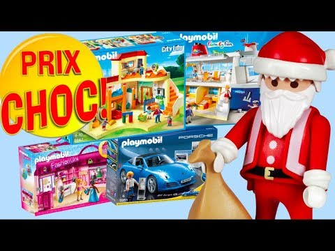 Playmobil pas cher maison bateau garderie porsche for Maison moderne playmobil 2018