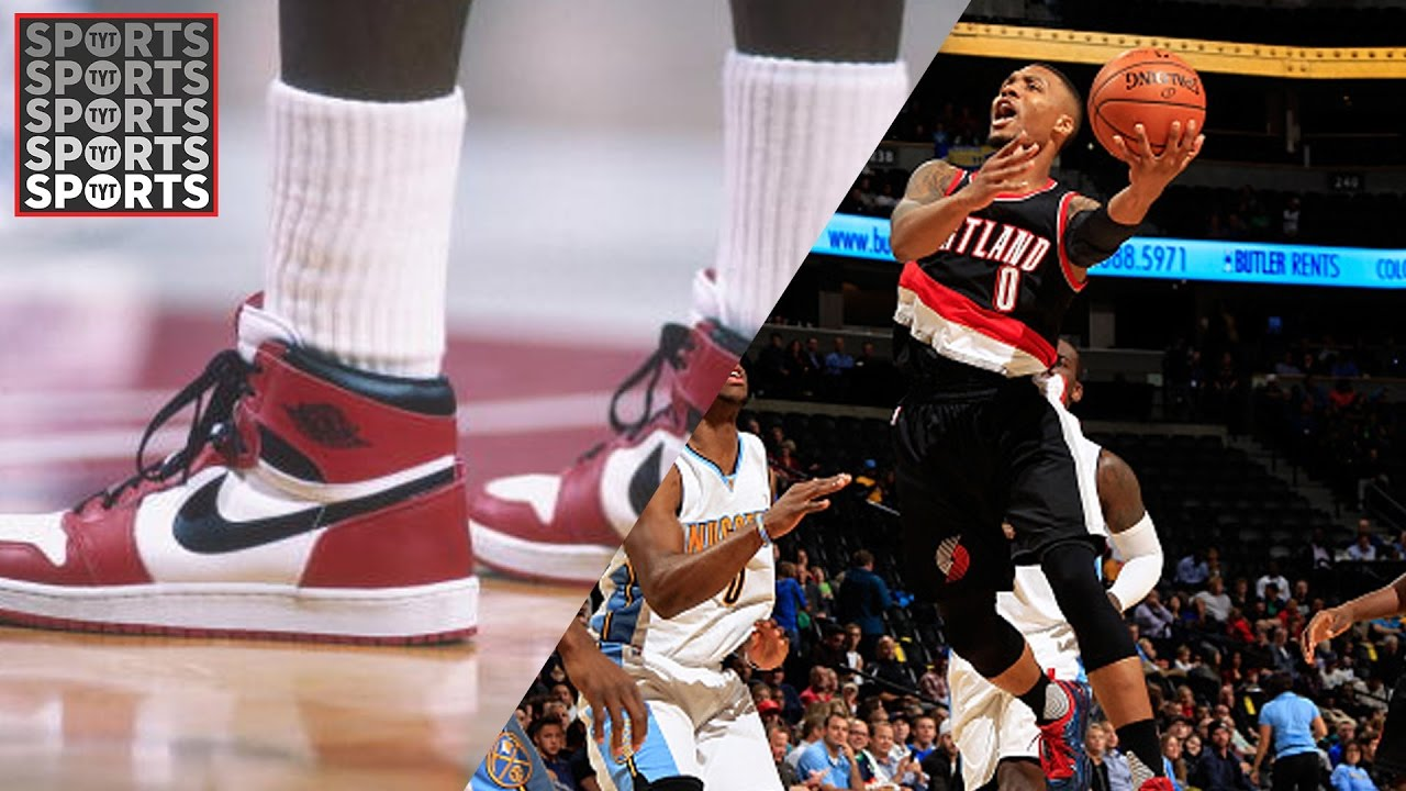 Is Nike In Trouble? | Damian Lillard's Newest Shoes Are Awesome - YouTube