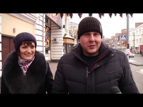 Телеканал Ексклюзив: Замість парасольок - новорічні ялинки