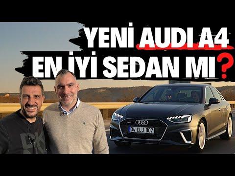 Yeni Audi A4   En İyi Sedan Mı?
