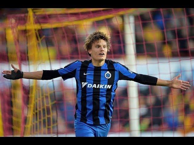 2015-2016 - KV Mechelen - Club Brugge - GOAL Jelle Vossen