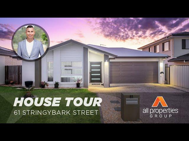 HOUSE TOUR   61 Stringybark Street, Regents Park   CHRIS GILMOUR