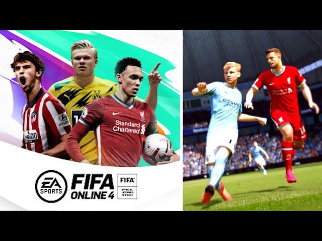 FIFA Online 4 (видео)