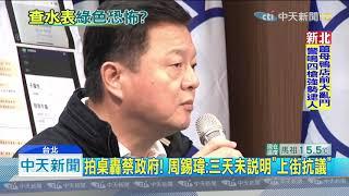 20200105中天新聞 官逼民反! 「查水表」案例激增 藍醞釀上街抗議