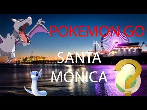 The Rock Event Is Amazing! Pokemon GO in Santa Monica