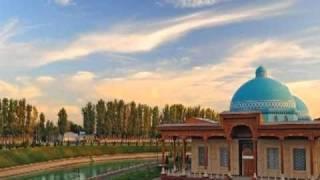 Ташкент любимый родной