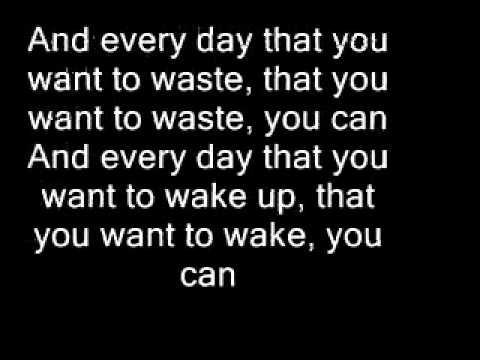 Waste -- Foster The People -- Torches -- LYRICS