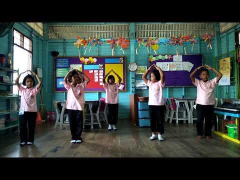 จินตลีลาประกอบเพลง วิมานดิน ป.1 กลุ่มที่1