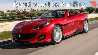 Ferrari To Offer Bridgestone Run-Flat Tires, Used Car Prices Hit Record High - Autoline Daily 2374