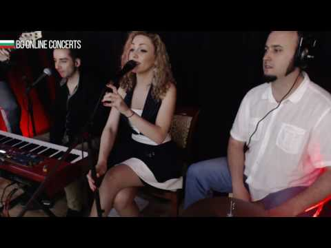 Vesela Morova and band_Live at Deep Zone Music Studio (2016)