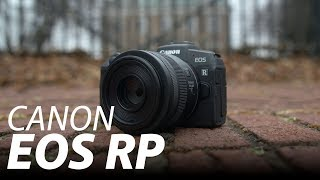 Canon EOS RP | First Look