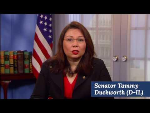 Senator Tammy Duckworth Delivers Weekly Democratic Address