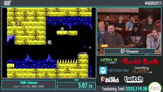 Awesome Games Done Quick 2015 - Part 47 - Little Samson by CTConqueror