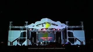 rufusmedia - Световое шоу Иркутск 2016