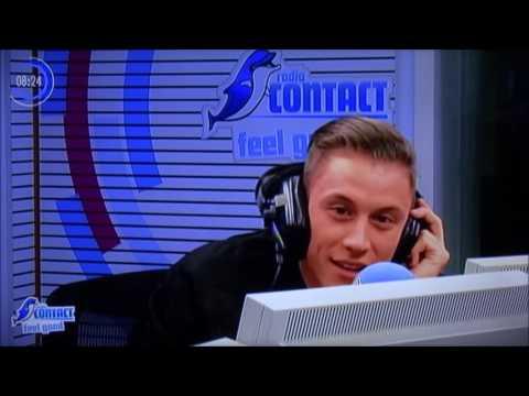 Loïc Nottet dans le Good Morning de Radio Contact le 07/11/16 - Million Eyes