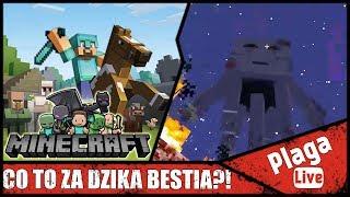 CO TO ZA DZIKA BESTIA?! (Minecraft Sztynx #78) | PlagaLive
