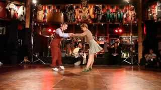 Swingin Paris 2014 - William & Maeva