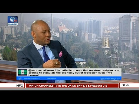 Energy Economist Onuoha Nnachi's Opinion On Sale Of Nigeria's Assets Pt 1