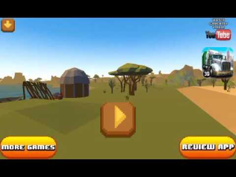 Выживание в симуляторе Африка !
