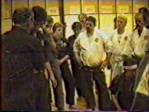 October 1988 - Whatsoever Gym, Kansas City, MO