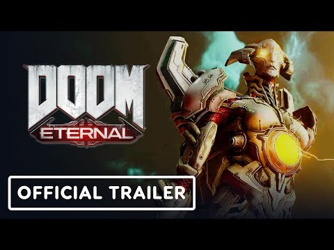 DOOM Eternal: Official Gameplay Trailer