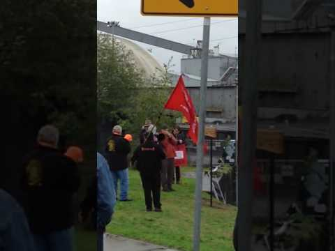 IWW Industrial workers of the world union 1916 Everett Massacre remembered