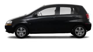 2008 Chevrolet Aveo - Sparta Chevrolet - Sparta, MI 49345