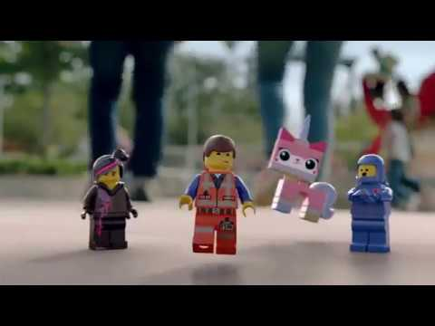 LEGOLAND Florida Resort TV Commercial The LEGO Movie World