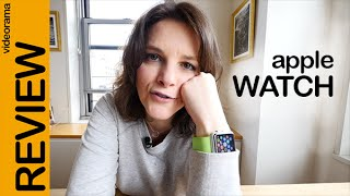 Apple Watch review configuración en español
