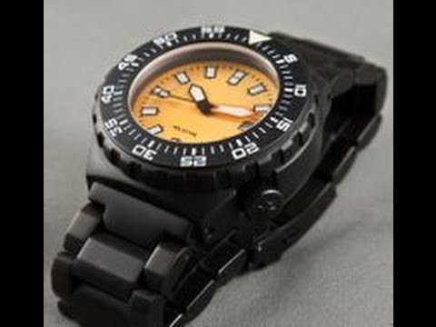 Halios Holotype Video Watch Review