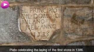Duomo di Milano Wikipedia travel guide video. Created by http://stupeflix.com