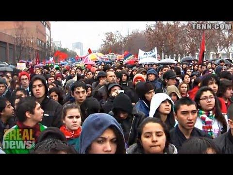 Movimiento Estudiantil Marca un Giro Radical en la Política de Chile