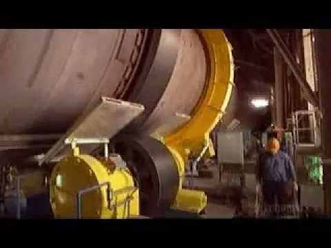 How is Cement made