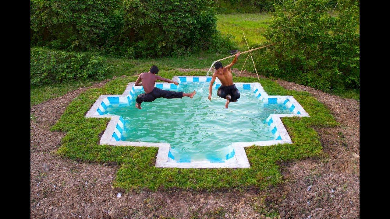 Unbelievable Build Swimming Pool Around Secret