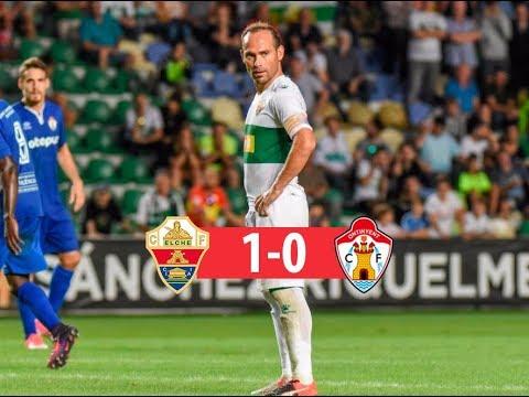 RESUMEN   Elche CF 1-0 Ontinyent CF   Segunda B G3, jornada 8