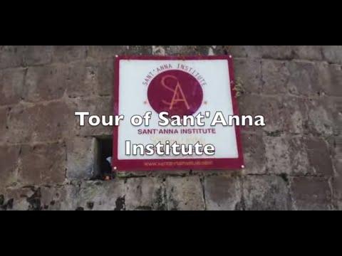 Tour of Sant'Anna Institute