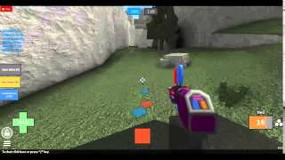Roblox Mad Paintball Red Gameplay RED OP