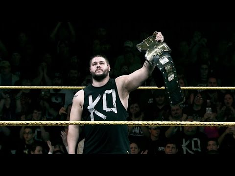 Kevin Owens defends the NXT Championship against Finn Bálor tonight on WWE Network