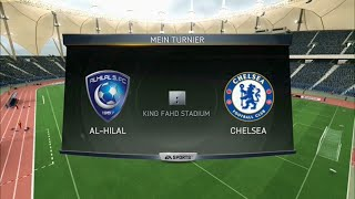 Let's Play Fifa 15 (PS3) #037 (Al-Hilal - Chelsea London) 2017 Video