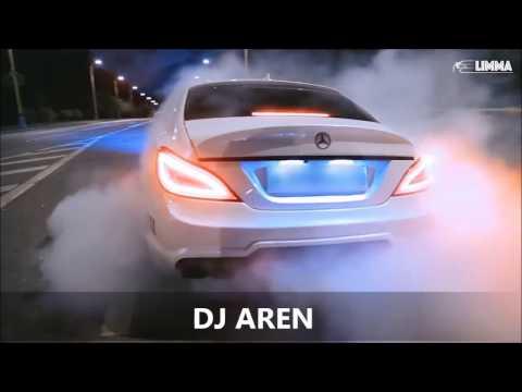 Dj Aren Mercedes CLS63 drift battle Moscow