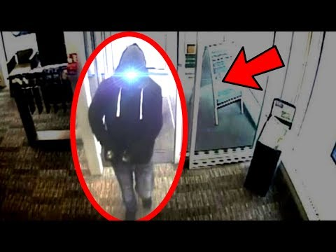 Time Travelers & Teleportations Caught on Tape