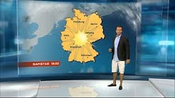 RTLAktuell Supermann-Wetter