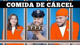 PROBANDO BURRITO DE CÁRCEL | JAILHOUSE BURRITO | #TacosOTostadas | EL GUZII