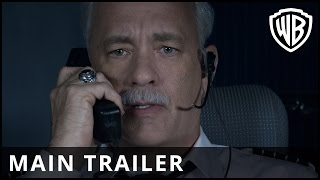 Sully: Miracle on the Hudson –  Teaser Trailer - Warner Bros. UK