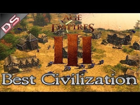 Age of Empires 3 Best Civilization + Ottomans Gameplay [Part 2]