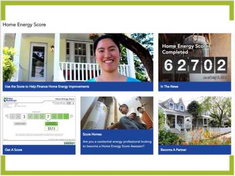 Success Running a Biggest Loser Home Energy Challenge with the Home Energy Score