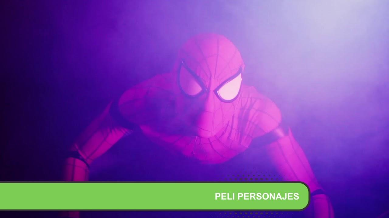 Spot PeliPersonajes - Avellaneda Comics Segunda Edición // Caligo Films