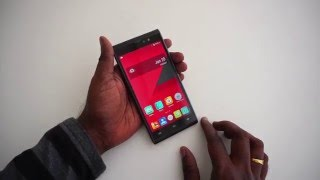 Xolo Black 1X Unboxing And First Impressions